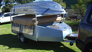 Tow Lite<br>Camper Trailers
